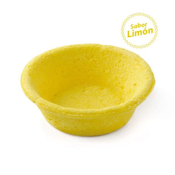 Tartaleta sabor limón