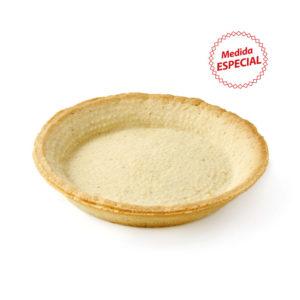 Tartaleta con medida especial 110