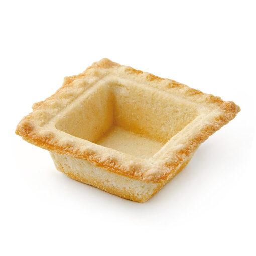 Tartaleta cuadrada pequeña