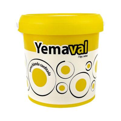 Yemaval yema confitada