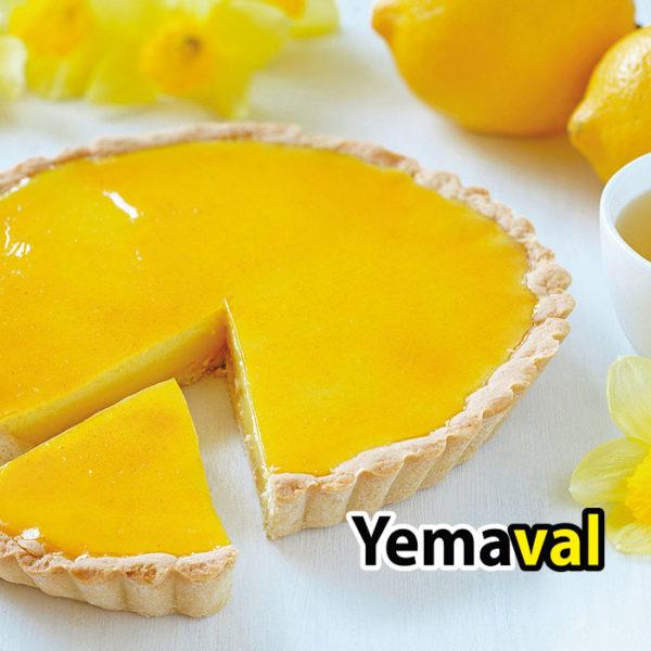 Yema blanda confitada Yemaval